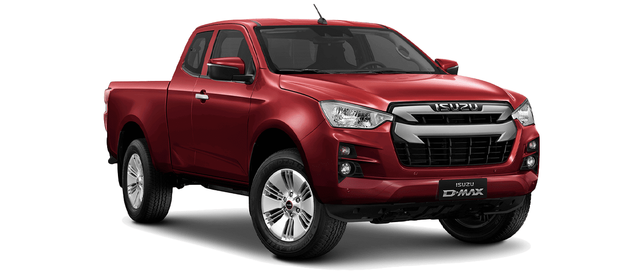 ISUZU_D-Max_SPACE_N60BB_Red Spinel Mica_front