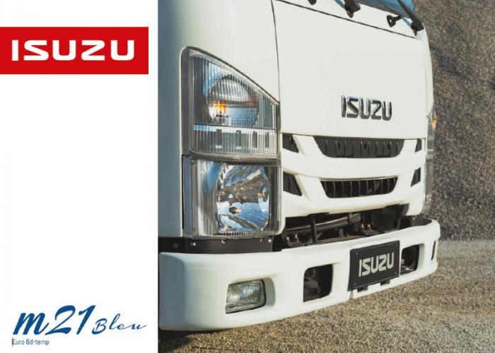 Isuzu M21 - Juillet 2020
