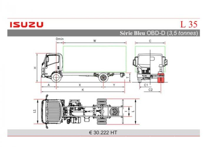 Catalogue Isuzu L35