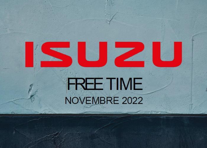 Catalogue Isuzu Free Time