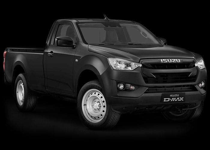 ISUZU D-Max SINGLE Equipments