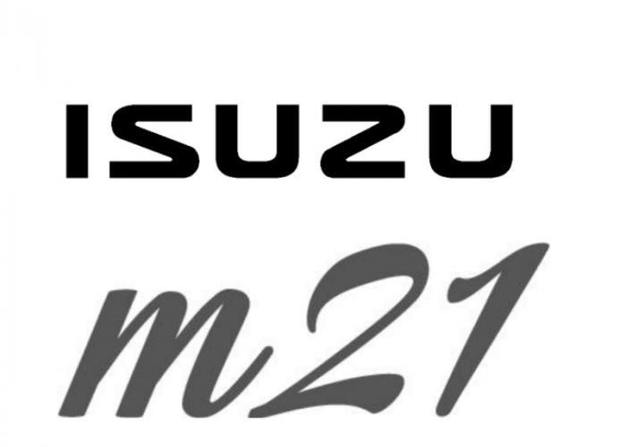 Fiche technique et prix tarifs nouveau Isuzu M21