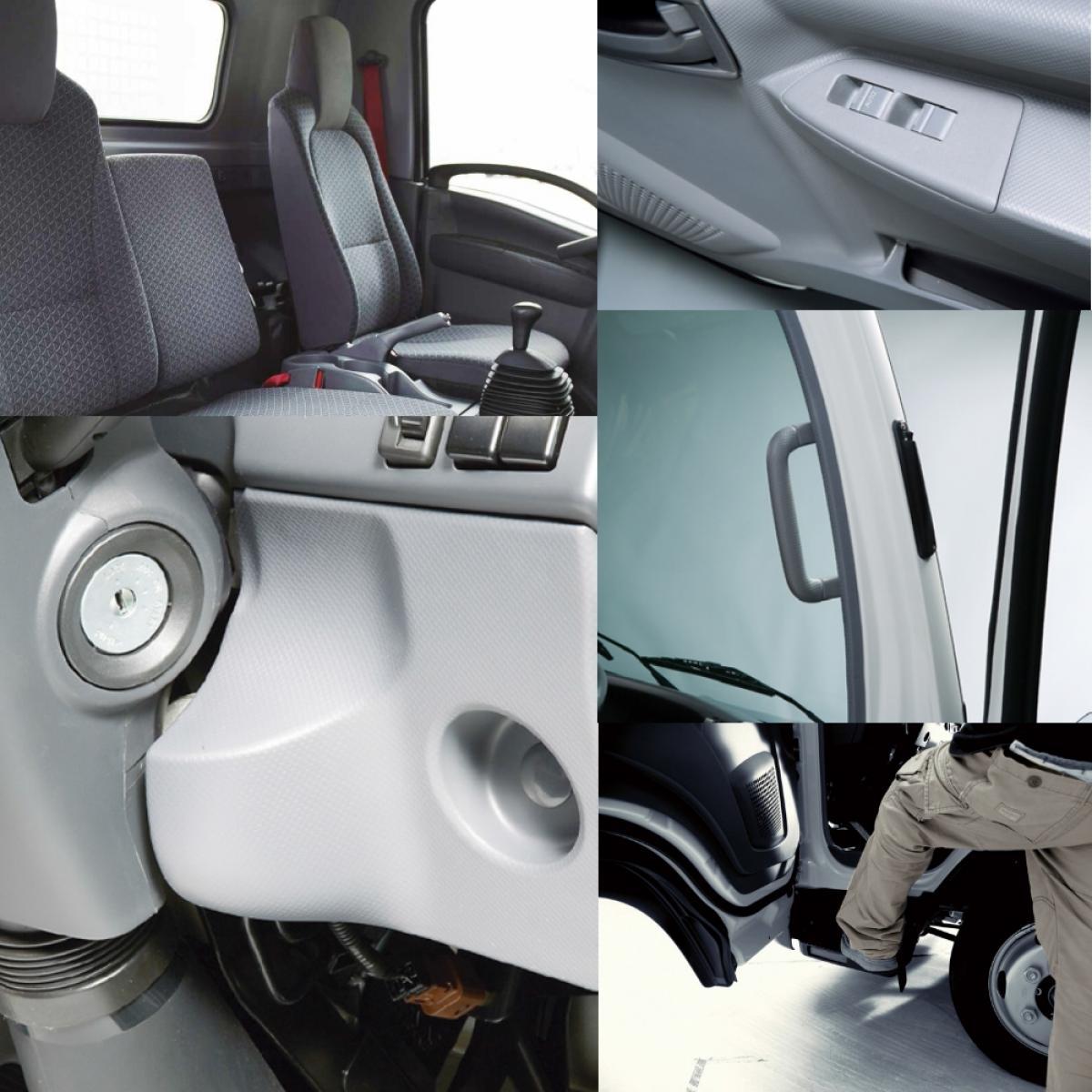 Isuzu M21 Heavy Comfort