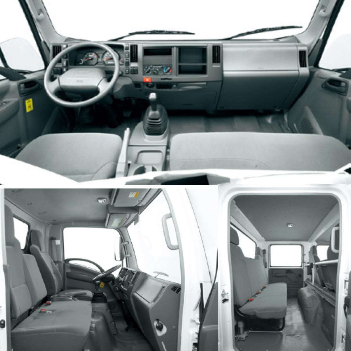 Isuzu P75 190 CREW Comfort